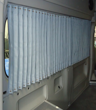 Cortinas Tablilla